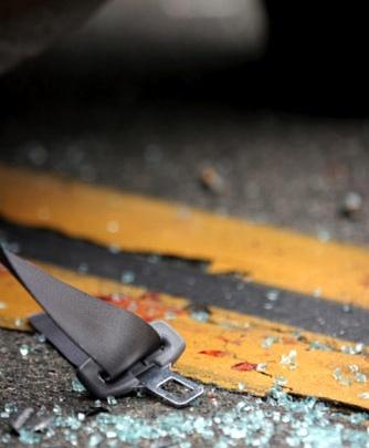 В страшной аварии с грузовиком на кемеровской трассе погибла семья с грудничком