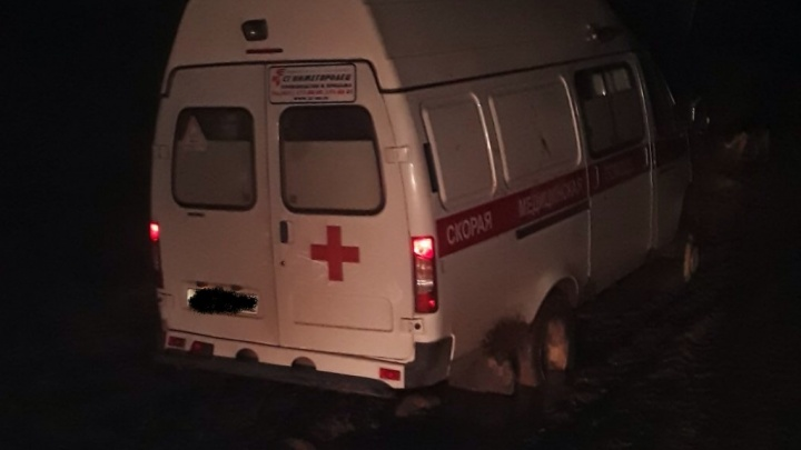 Хулиганов, угнавших машину скорой помощи в Кстове, арестовали