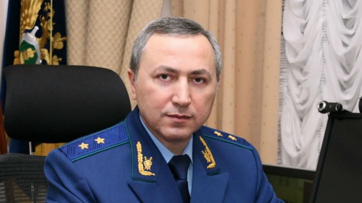 Прокурор Омской области заработал за прошлый год почти четыре миллиона