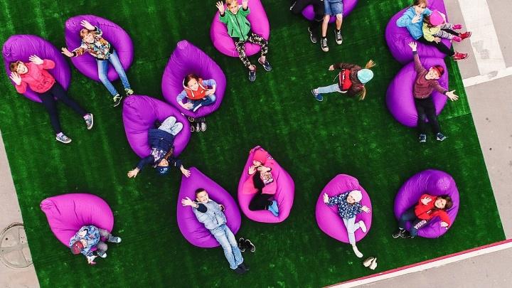 А у нас во дворе: ГК «Стрижи» приглашает на большой праздник (онлайн-репортаж)