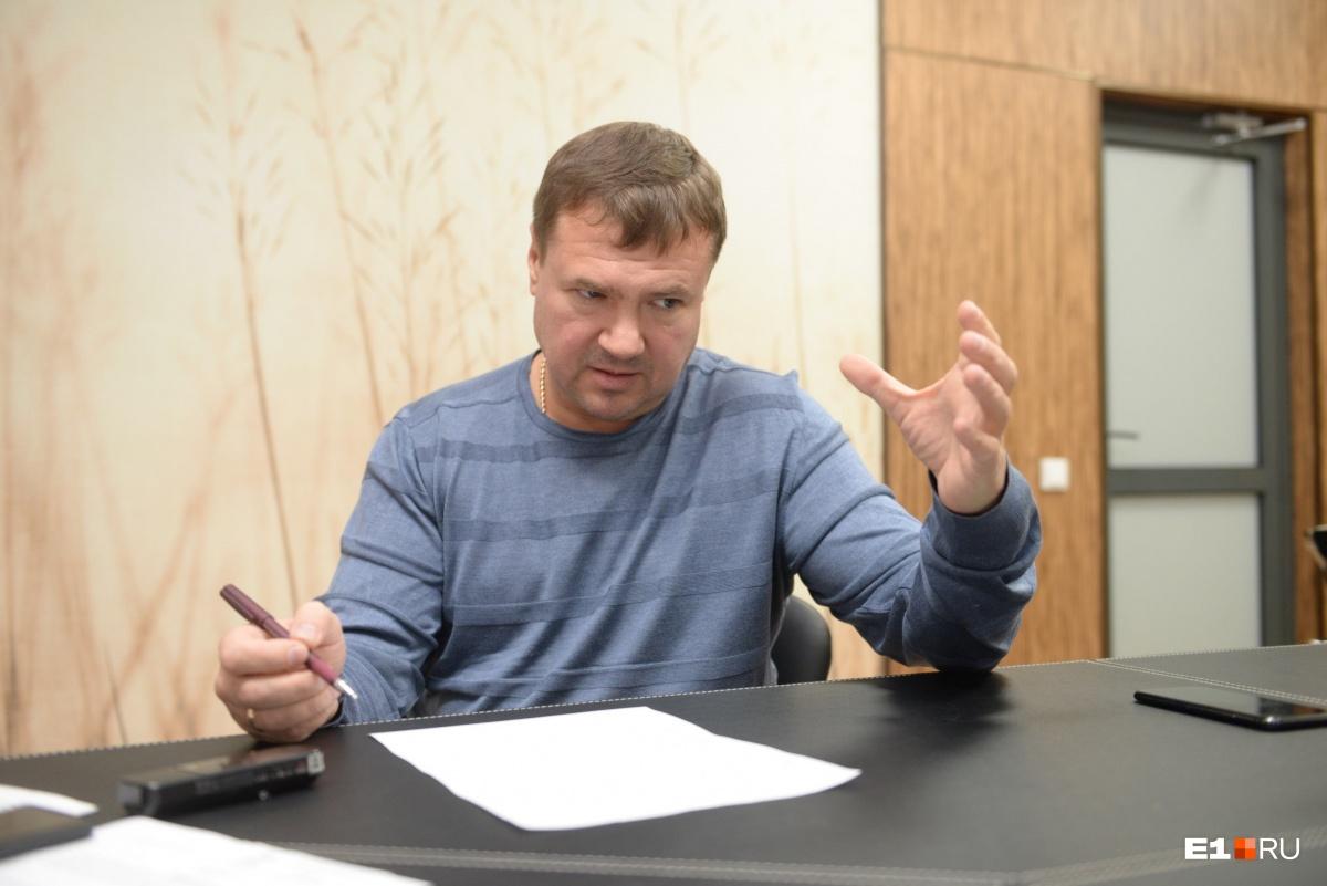 Сергей Беляков говорит, что новый руководитель цирка сможет решить вопросы, связанные с пожарной безопасностью