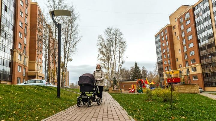 В микрорайоне «Стрижи» появится поликлиника и детский сад