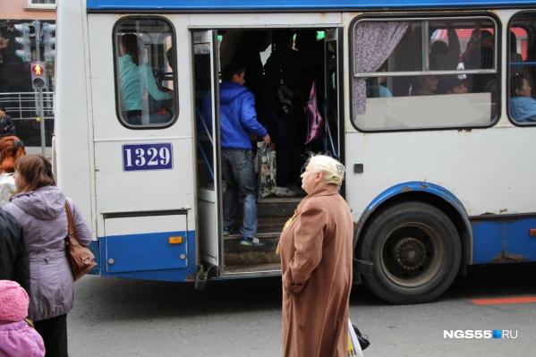 Автобус должен был приехать в «МЕГУ» (фото из архива)