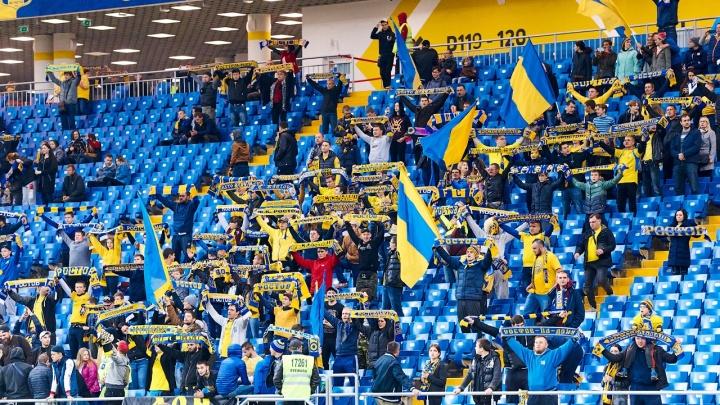 «Дружелюбные гости»: на «Ростов Арене» фанаты «Анжи» напали на болельщиков донской команды