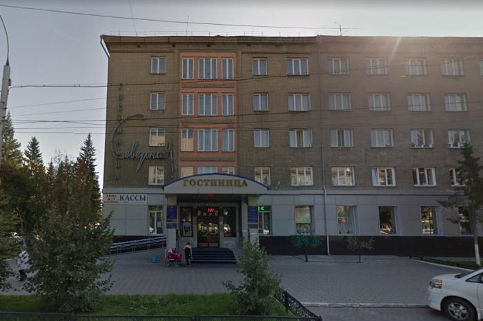 Гостиница «Северная» на проспекте Дзержинского, 32