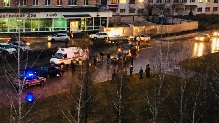 Подробности утренней аварии в Туймазах: женщина скончалась в больнице