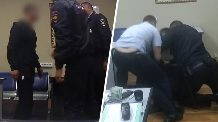 В новосибирском аэропорту Толмачево задержали неадекватного ростовчанина
