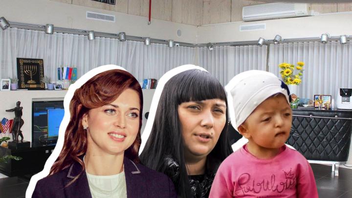 Деньги от Каринэ Хабировой и хлеб за 200 рублей: как жила в Израиле девочка со сросшимися пальцами