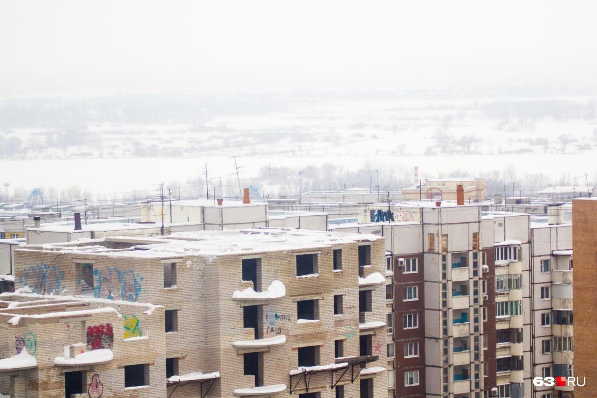 Несколько домов обманутых дольщиков в Самаре так и останутся в замороженном состоянии