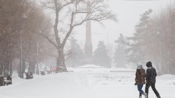 Греть будет только любовь: в Волгоградской области накануне Дня всех влюбленных похолодает до -20 °С