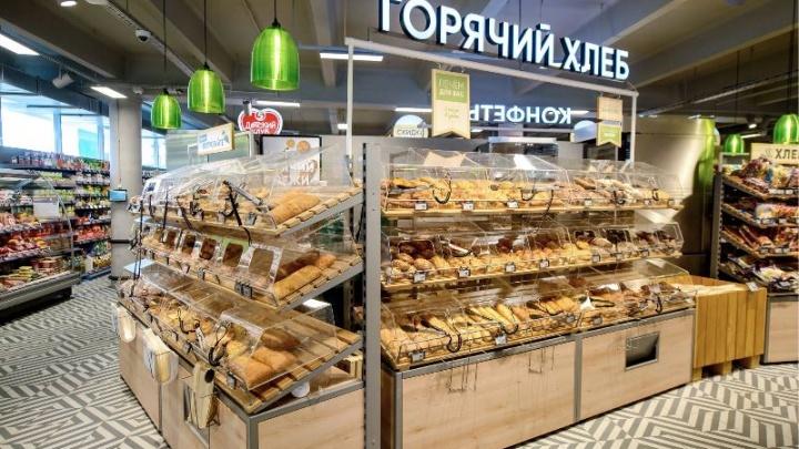 Фреш-арена и забота об экологии: «Пятёрочка» открыла первый магазин в новой концепции