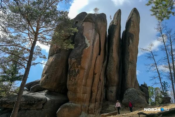 Ранее считалось, что «Столбы» возникли 390 миллионов лет назад