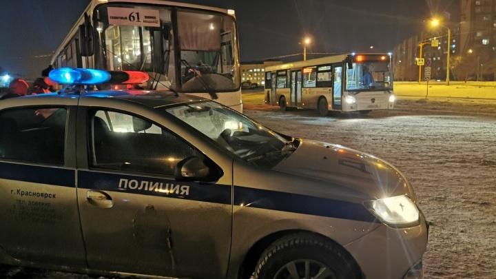 Водителя автобуса № 61 заподозрили в употреблении наркотиков во время работы