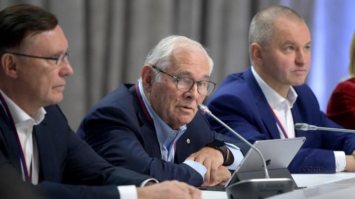 Леонид Рошаль: «Башкирии необходим жесткий руководитель»