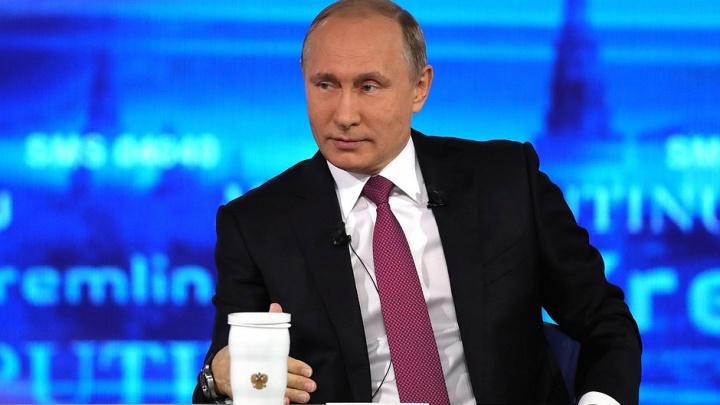 Талантливые школьники из Красноярска зададут Путину недетские вопросы