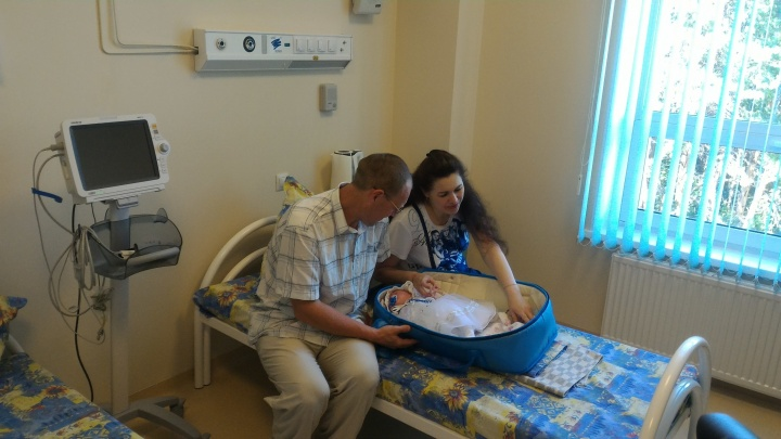 Назвали Ангелиной: в челябинском перинатальном центре родился сотый зачатый с помощью ЭКО ребёнок