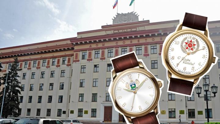 Тюменские депутаты потратят почти 2 миллиона рублей на покупку часов
