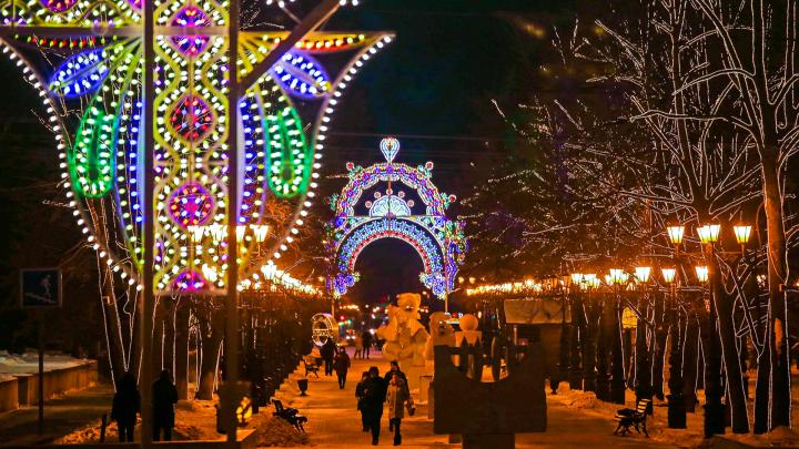 Синоптики рассказали, какая погода будет в Башкирии в новогоднюю ночь