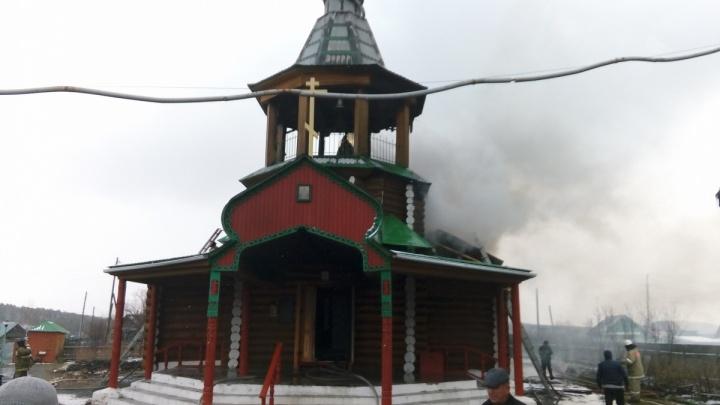 Врачи рассказали о состоянии детей, пострадавших на пожаре в южноуральском храме