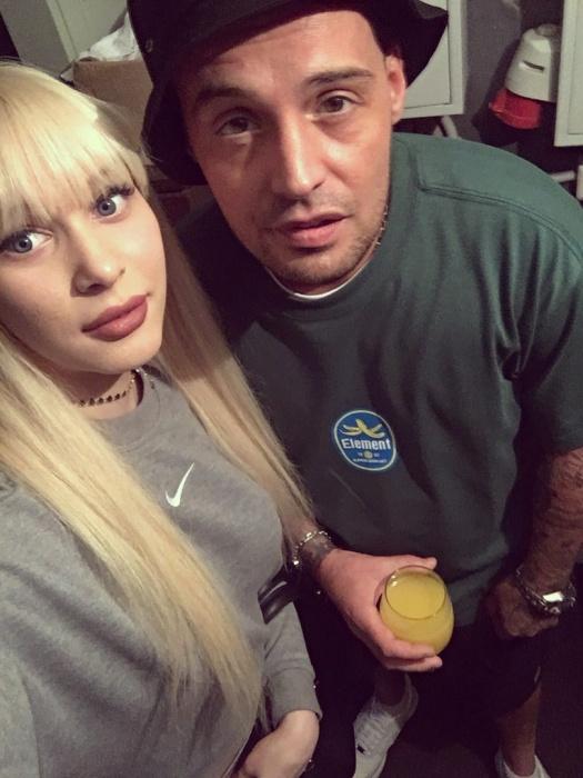 В соцсетях у Яны есть общие фото с Гуфом