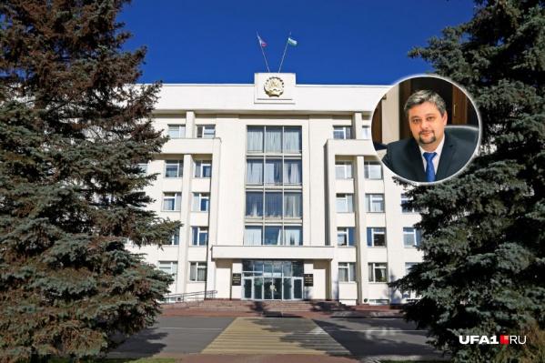 В правительстве РБ будет работать ещё один чиновник, приехавший из Подмосковья