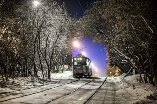 Одной из наиболее перспективных идей власти назвали продление трамвайных путей до улицы Татьяны Снежиной