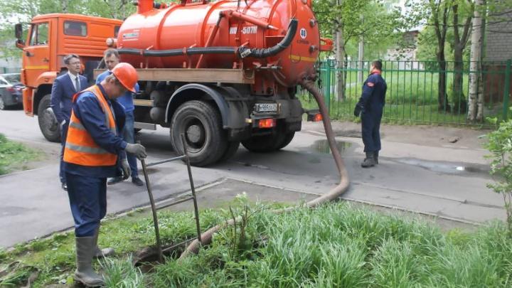 Жители Зелёного Бора уже сегодня останутся без воды