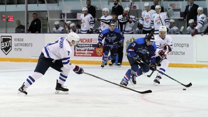 «Соперник предложил жесткий хоккей»: «Зауралье» завершило выездную серию игр регулярного чемпионата