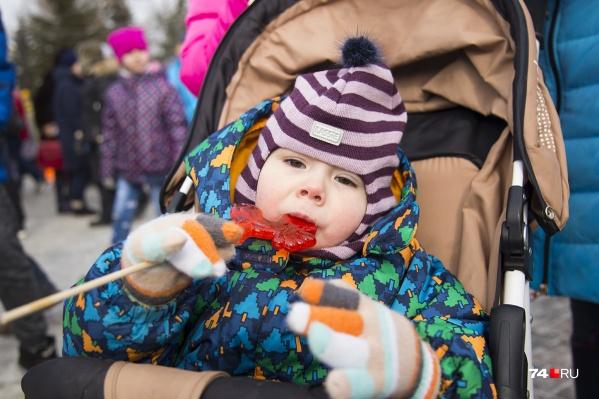 Пособие начисляют на ребёнка в возрасте до полутора лет
