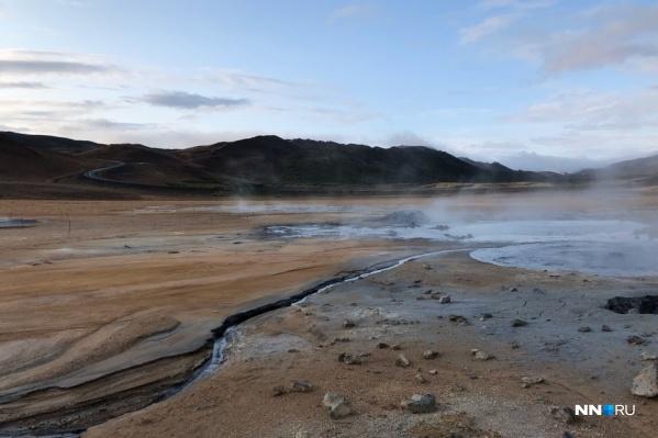 Исландия — земля вулканов, гейзеров и викингов