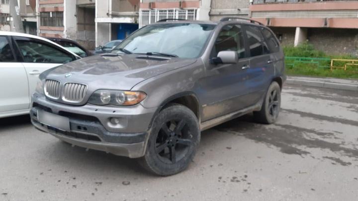 У екатеринбуржца отобрали BMW за миллионный долг по кредиту