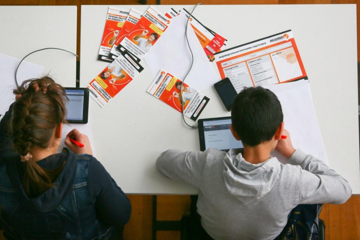 Учащимся старших классов расскажут, как повысить шансы на поступление в 15 раз