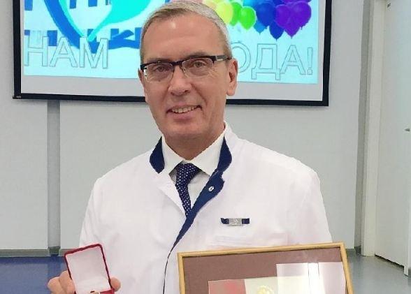 ВФСБ раскрыли детали уголовного дела против главврача перинатального центра