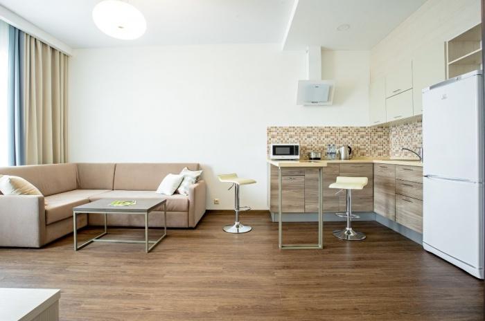 Красноярцы могут снять квартиру без мебели на 12 % дешевле