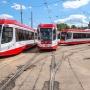 Вернули на рельсы: движение на трамвайной линии возле «Самара Арены» полностью восстановили