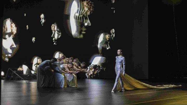 В Самаре покажут шоу Дианы Вишневой «Сны Спящей красавицы»