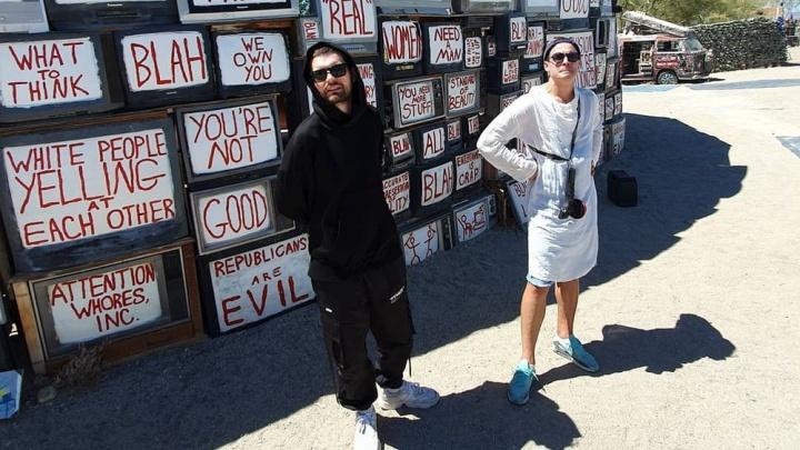 «В нас кидали камнями»: продюсер уральского агентства — о съемках клипа для Noize MC в Америке