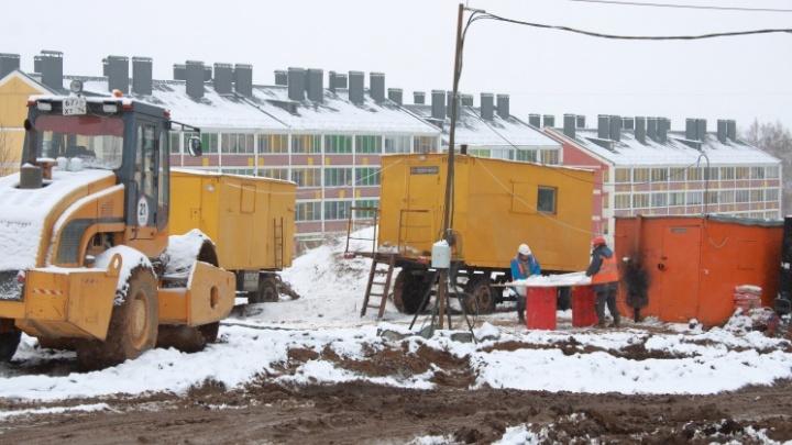 Строительство президентского посёлка под Челябинском отстаёт от графика