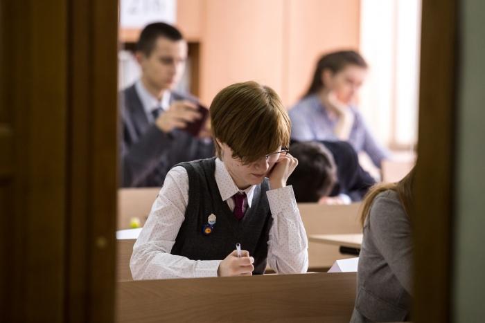 Для младшеклассников, которые учились в третью смену, нашли два кабинета в средней школе