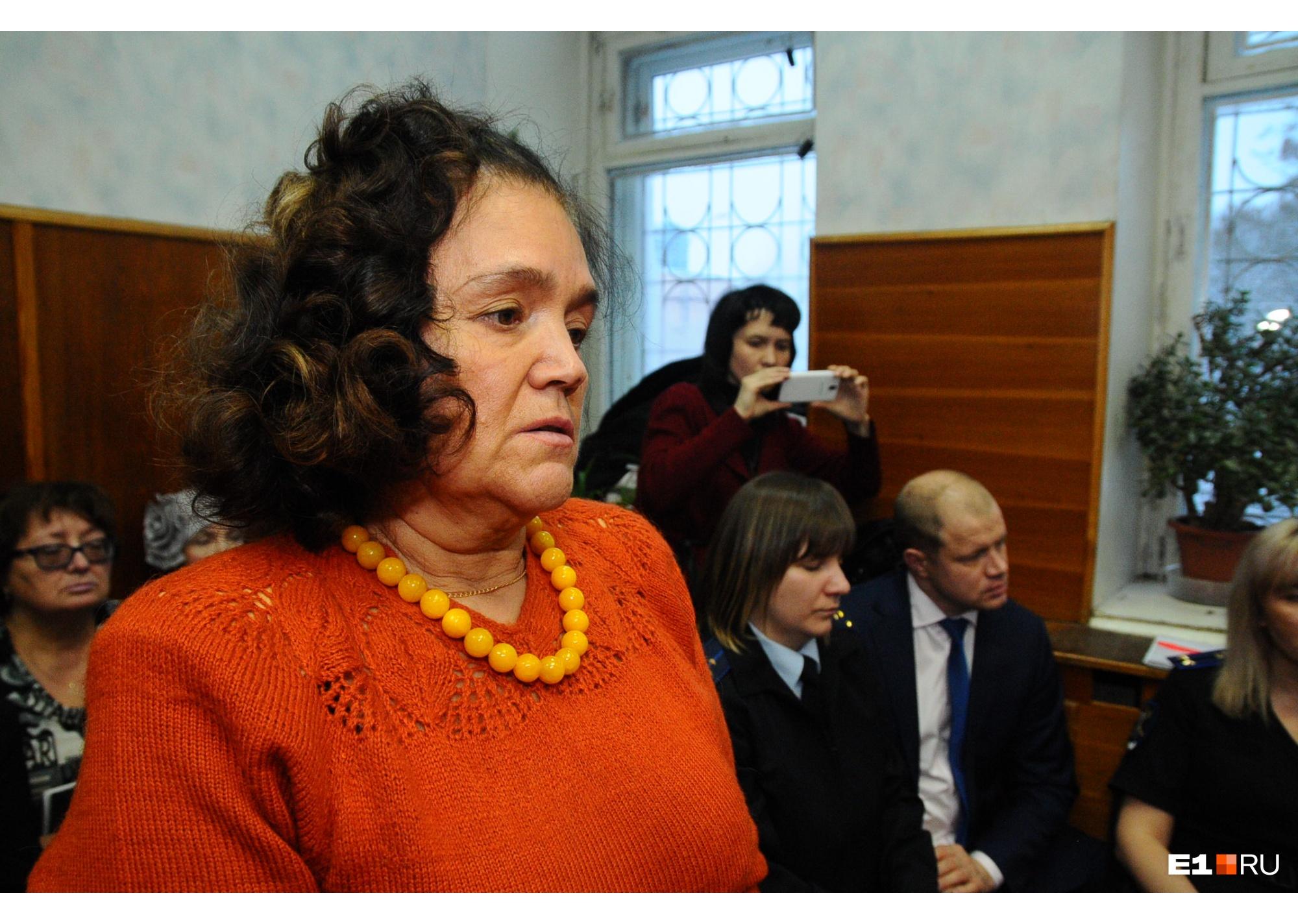 Зиля Булатова тоже проходила по уголовному делу, ей назначили штраф