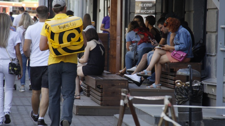 «Яндекс» стал съедобным: в Новосибирске начали тестировать доставку готовых блюд