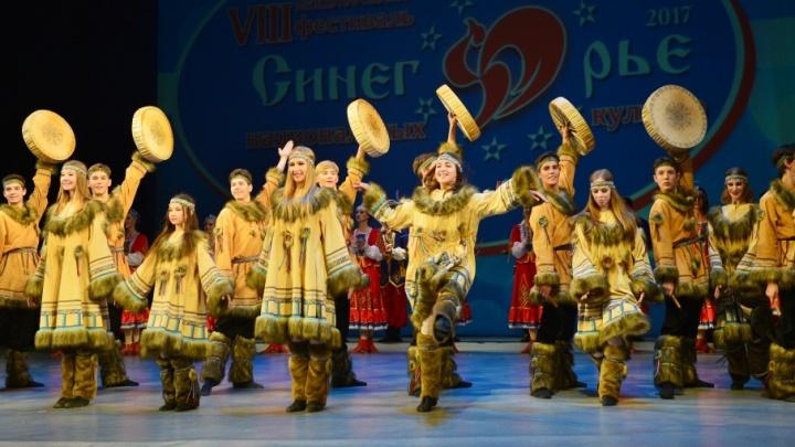 Челябинская студия «Урал» покорила жюри двух фестивалей танцем с бубнами и полярным мишкой