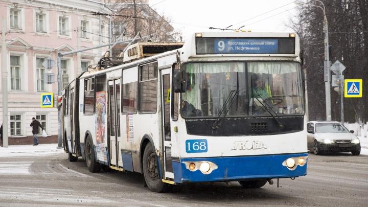 Выдержат ли дороги? Троллейбусное депо переведут в Брагино до 1 апреля