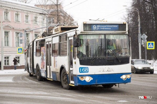 Троллейбусное депо переведут в Брагино