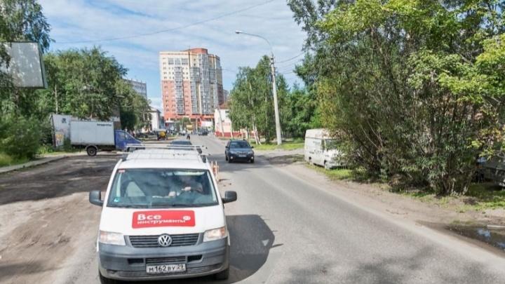 «Благоустроить территорию»: участок проспекта Ломоносова после ремонта на сетях откроют с задержкой