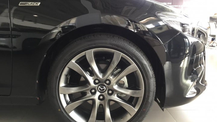 В «МЦ-Маршал» стартовали продажи лимитированной серии Mazda6 Black Edition