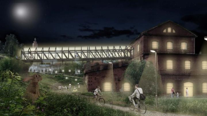 Уральский завод, построенный в 1732 году, превратят в общественный центр: смотрим проект
