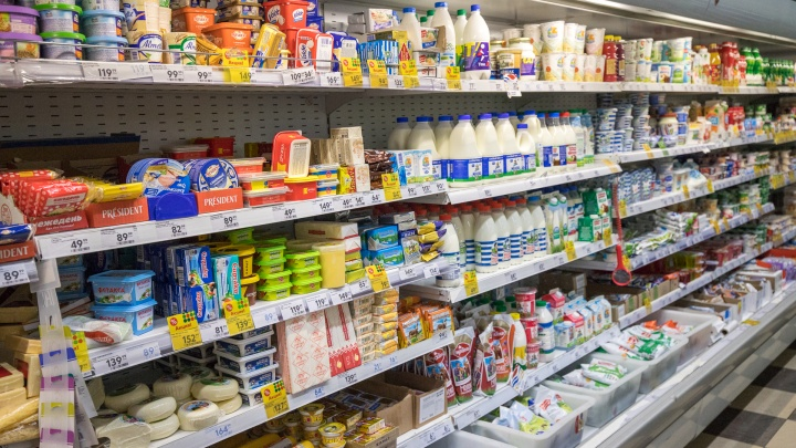 Продукты, входящие в прожиточный минимум, подорожали в Ростовской области