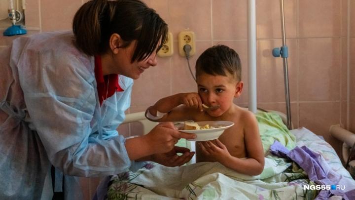 Трёхлетнего Колю Бархатова планируют выписать из больницы на следующей неделе