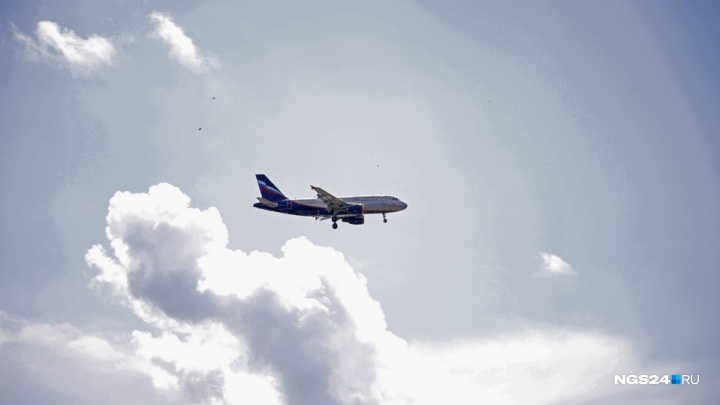 «Боинг» в Норильске выкатился за пределы посадочной полосы